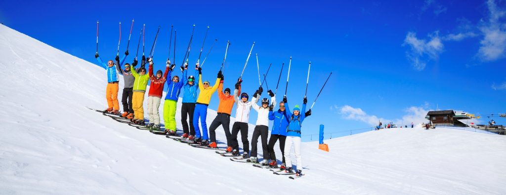 wintersport skischool
