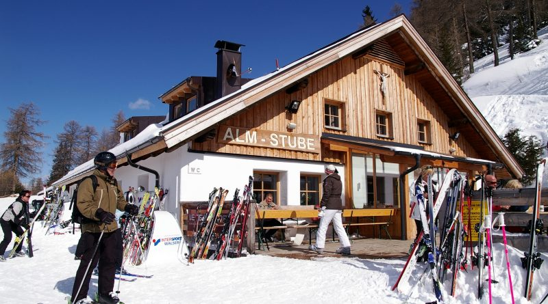 Top 5 wintersport gerechten